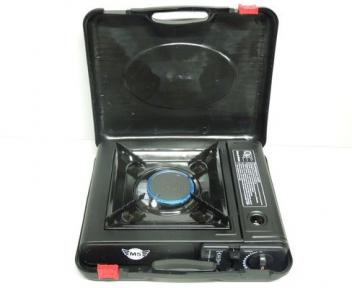 Плита газовая М5 с переходником керамическая