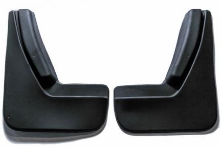 Брызговики Chevrolet Cobalt 11-15, Ravon R4 задние из 2шт (Саранск)