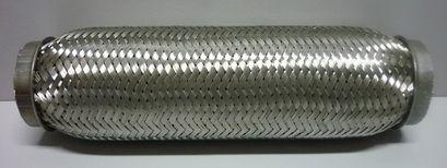 Гофра трубы приемной трехслойная 45х230