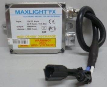 КСЕНОН Блок розжига MaxLight FX AC MAXLUM (9-16V)