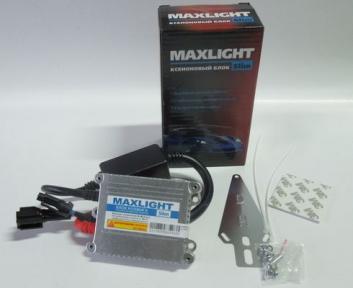 КСЕНОН Блок розжига MaxLight Slim AC MAXLUM (9-16V)