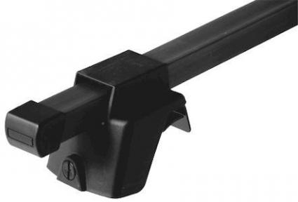 Багажник для ВАЗ 2111, иномарки на рейлинги (тонкие)